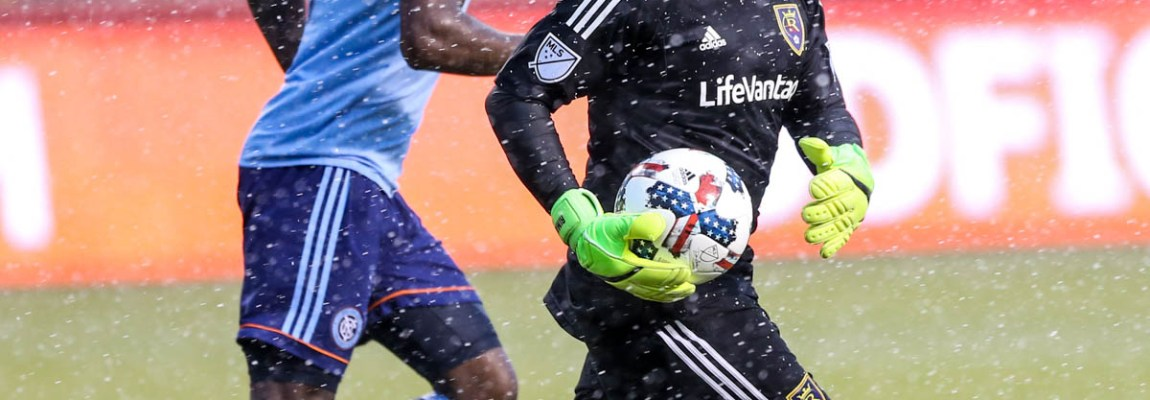 Rimando gets all-time MLS Save record, RSL gets win