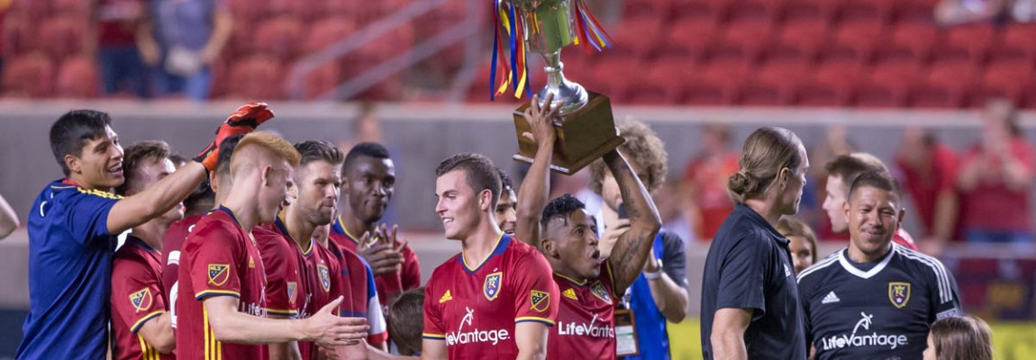 RSL takes to Rocky Mountain Cup with impressive win