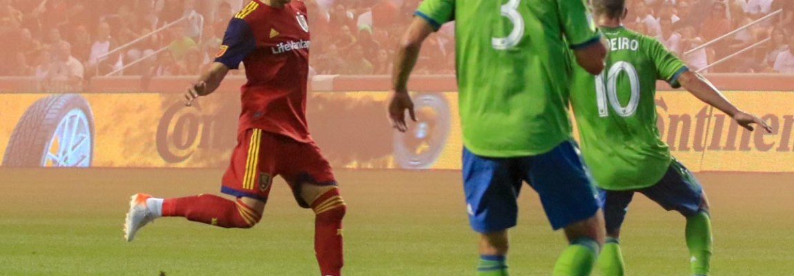RSL bests Seattle and give Juarez his first win