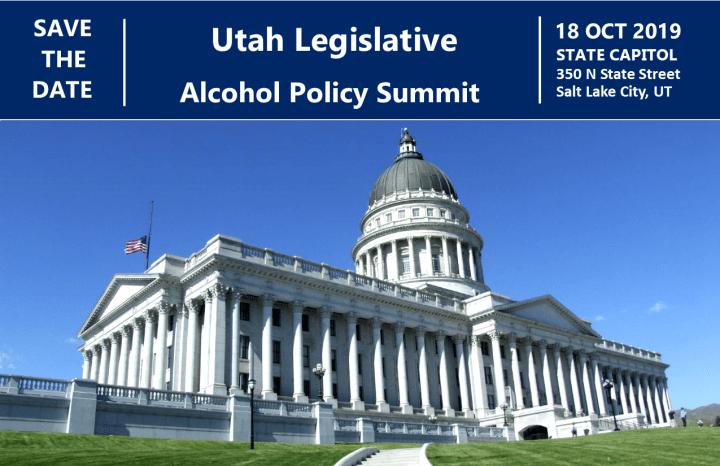 Utah Legislative Alcohol Policy Summit