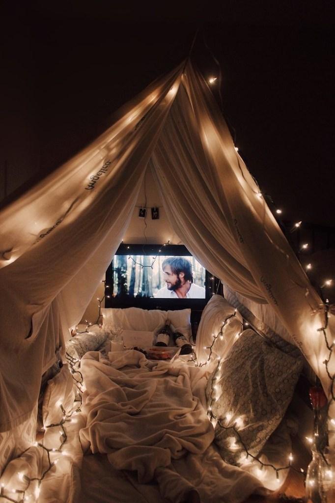 social distancing indoor camping