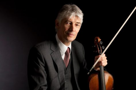 Violist Roger Chase Portraits at Studio. © Todd Rosenberg Photography 2010