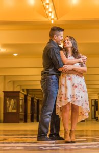 bride and groom engagement photo shoot utah state capitol