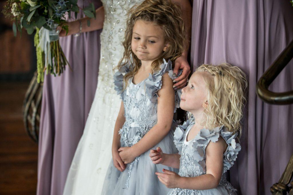 flower girls utah wedding photography