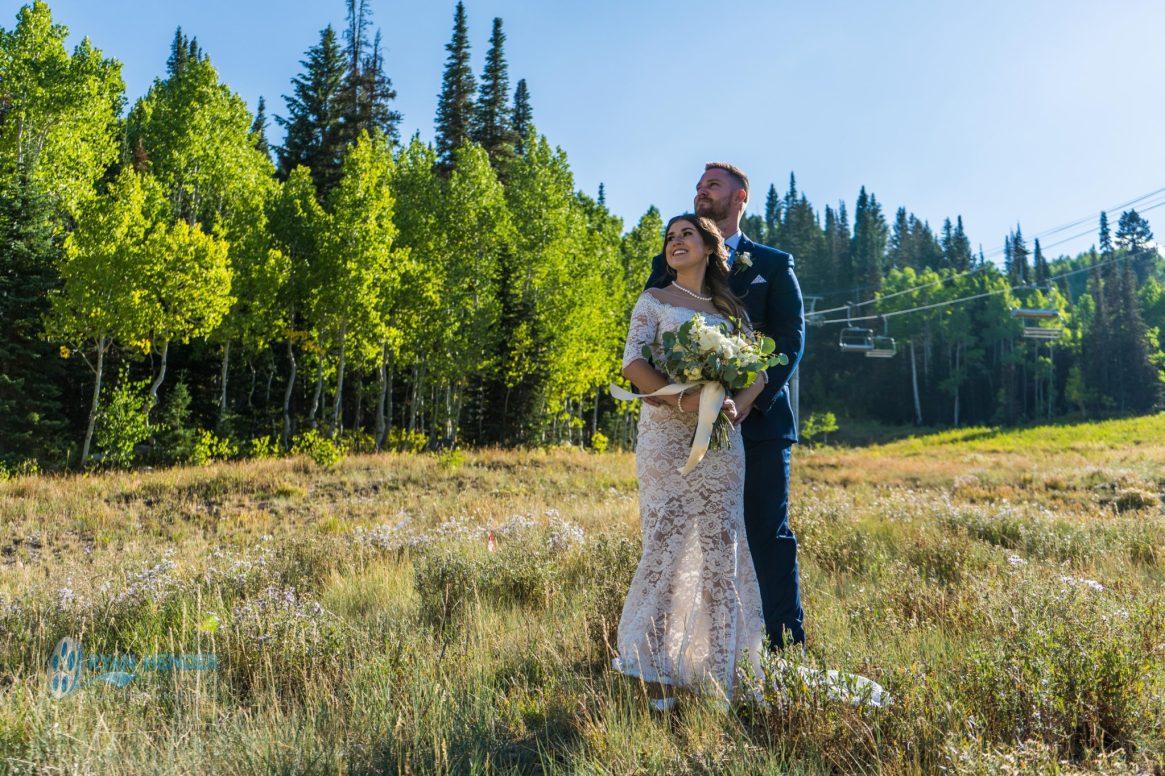 solitude mountain resort utah wedding photography