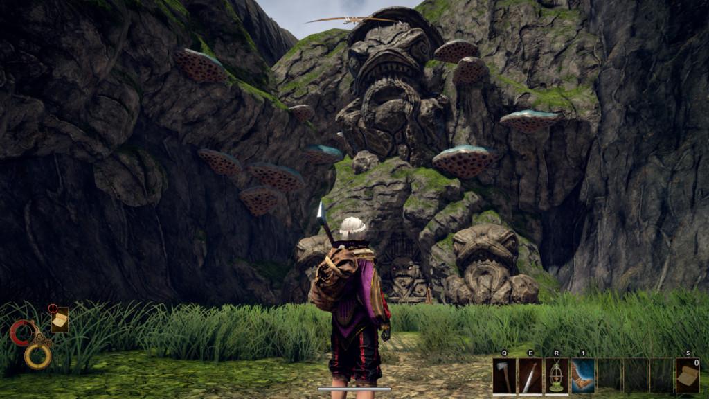 マゾゲーRPG【Outward】ダンジョンに挑戦☆ | One of a Kind