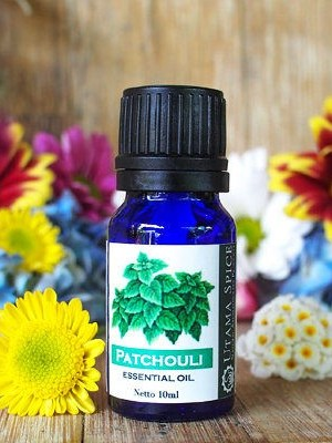 Patchouli Essential Oil from Utama Spice for $14.99