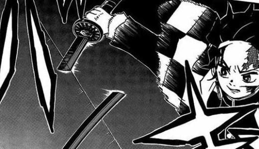 鬼滅の刃 炭治郎の日輪刀は何回折れた?歴代の刀を考察
