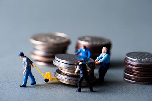 オンラインカジノの幅広い入金手段