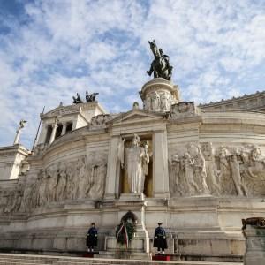 Róma Viktor Emánuel emlékműve