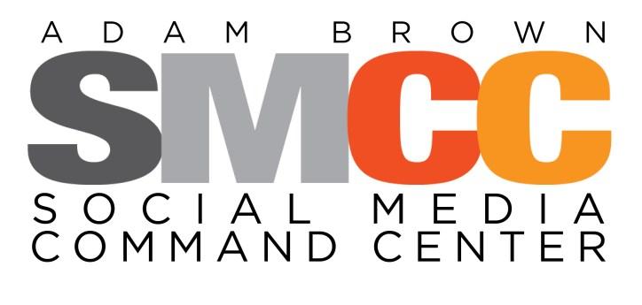 Adam Brown Social Media Command Center logo