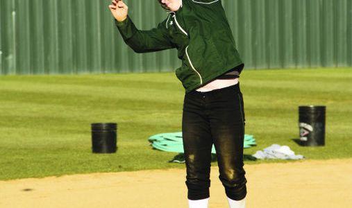 Softball player chooses D-III over D-I
