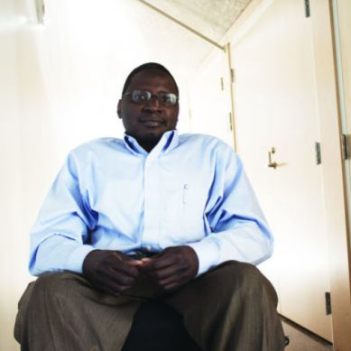 Disabled after political violence, Zambian student fights for rights
