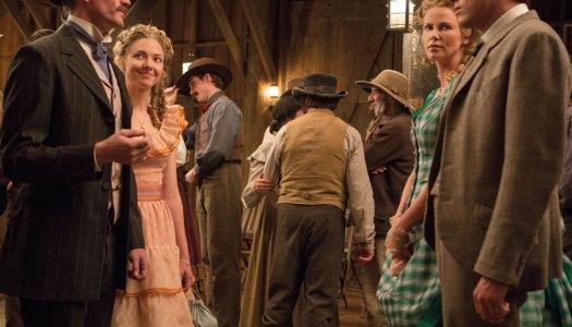 Macfarlane's Western comedy misses the mark