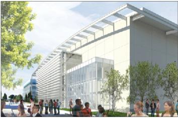 New ATEC complex coming