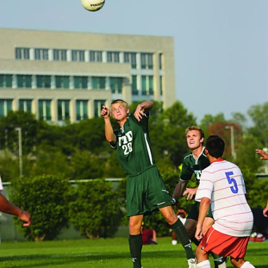 Soccer set to kick off 2011 run