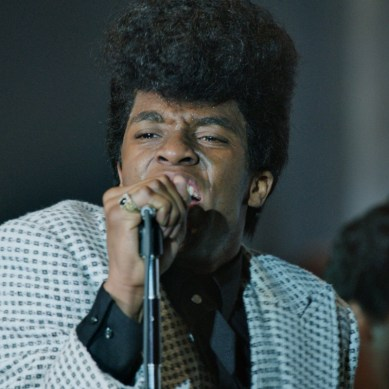 Star performance keeps James Brown biopic afloat