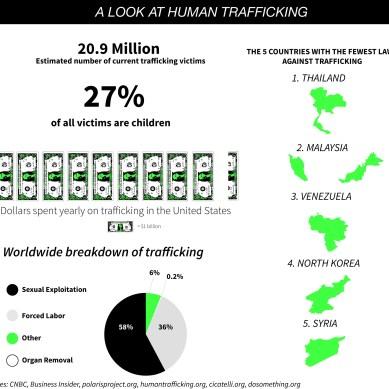 Human Trafficking: A Look