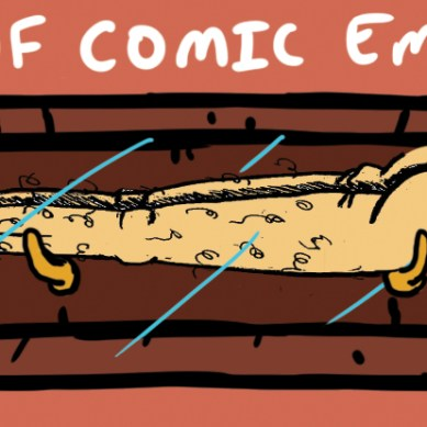 In search of comic emergency