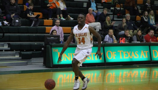 Men's basketball cruises past ETBU