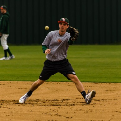 Baseball team strong in depth, experience