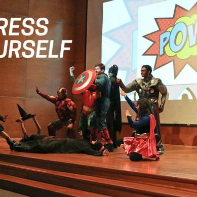 ICYMI: Express Yourself