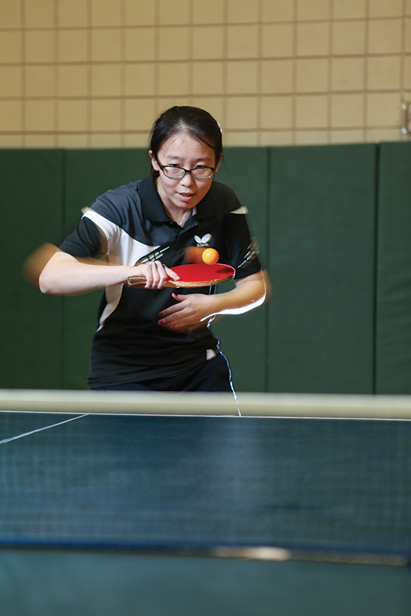 Yang Xi| Staff ACCOUNTING GRADUATE STUDENT LIN HONG