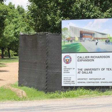 Callier Center under expansion