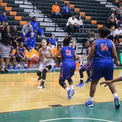 Women's basketball takes down Louisiana College in late season game