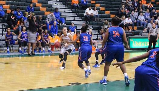 Women's basketball takes down Louisiana College in late season game