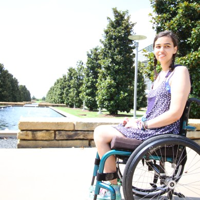 Accessibility on campus