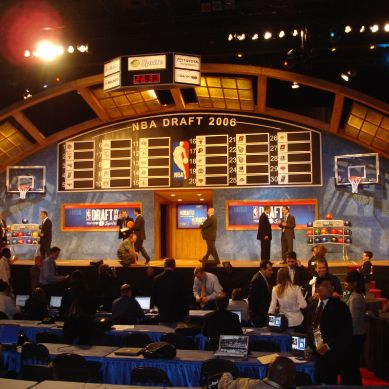 NBA age limit curbs prospects