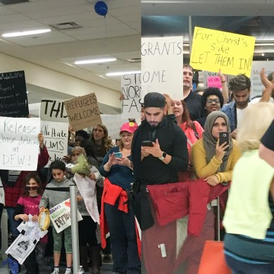 Students, administration respond to Trump's immigration executive order