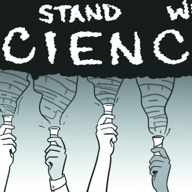 Science march to bridge cultural divide among issues