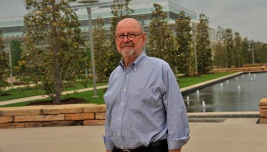 Campus architect wins award