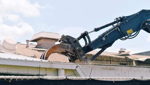 Art Barn Demolition