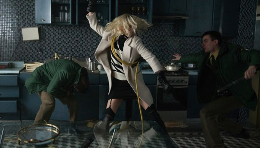 'Atomic Blonde' stuns with aesthetic