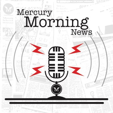 Mercury Morning News 10/3/17