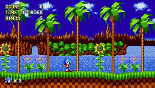 Sonic release refreshes gameplay