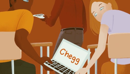 Cheating on the rise — is technology to blame?