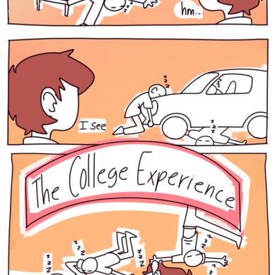 The college experience