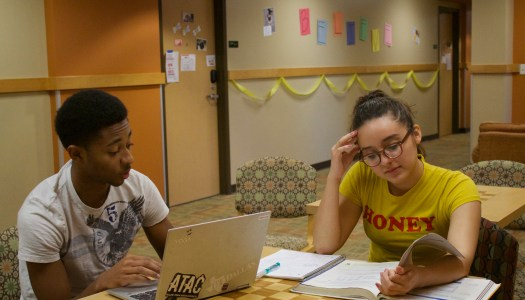 Program provides community for first-gen students