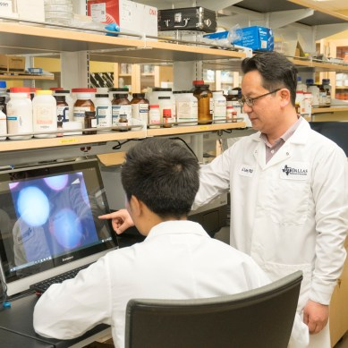 Professor, research team isolate stem cells