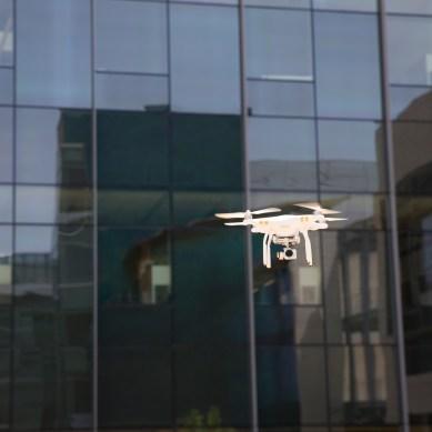 Drone tech takes off