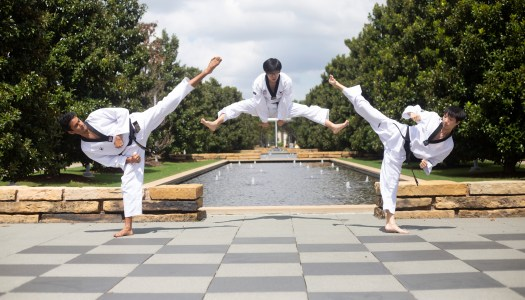 Taekwondo Club kicks off