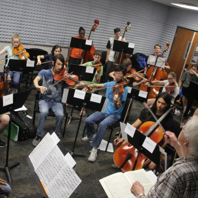 Ensembles grapple with space shortage