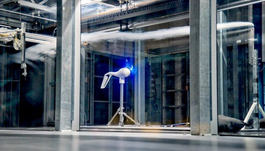 New wind tunnel one of handful worldwide