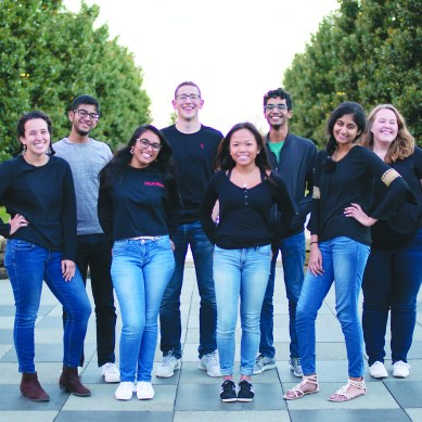 Students provide free campus marketing through new club