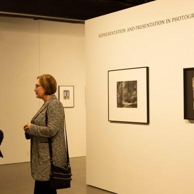 Art exhibit helps viewers understand aesthetics, dialogue behind photos