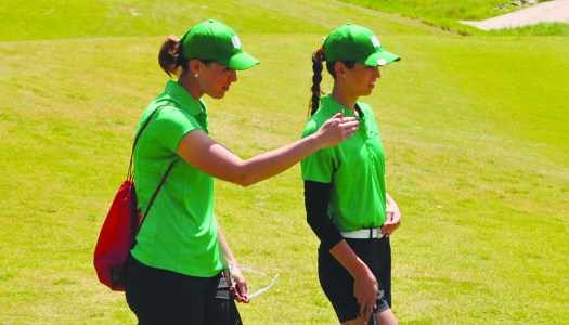 Golf shows strong presence at conference